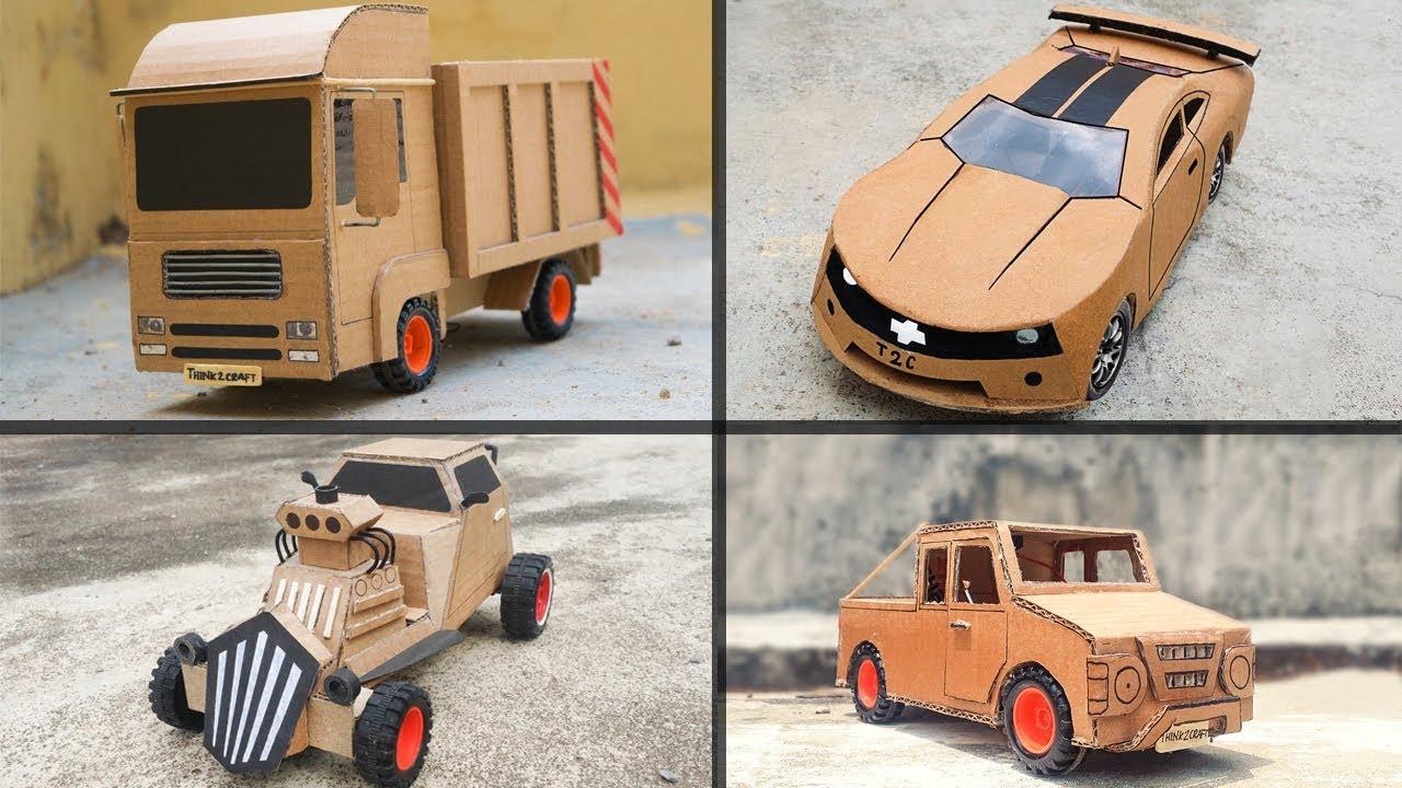 Cardboard vehicles maxresdefault